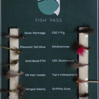 Fish Pass Fishing Flies